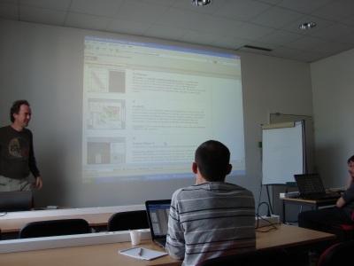 NetBeans Platformm training @Grenoble